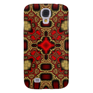 Kaleidoscope Fractal 411 Galaxy S4 Cover