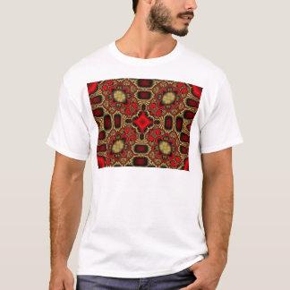 Kaleidoscope Fractal 411 T-Shirt