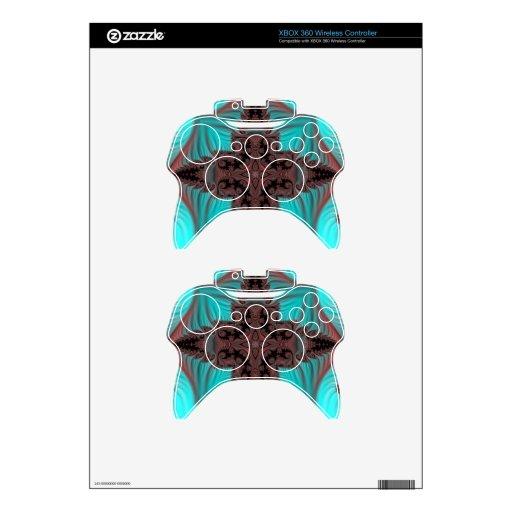 Kaleidoscope Fractal 496 Xbox 360 Controller Skins