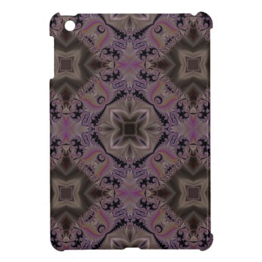 Kaleidoscope Fractal 4 iPad Mini Cases