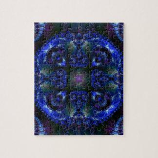 Kaleidoscope Fractal 532 Puzzle