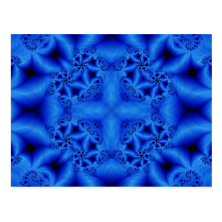 Kaleidoscope Fractal 539 Postcard