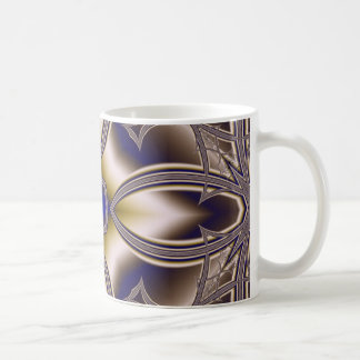 Kaleidoscope Fractal 582 Mugs