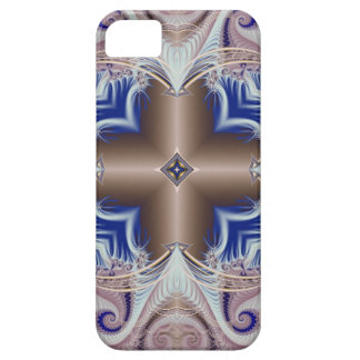 Kaleidoscope Fractal 597 iPhone SE/5/5s Case