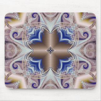 Kaleidoscope Fractal 597 Mouse Pad