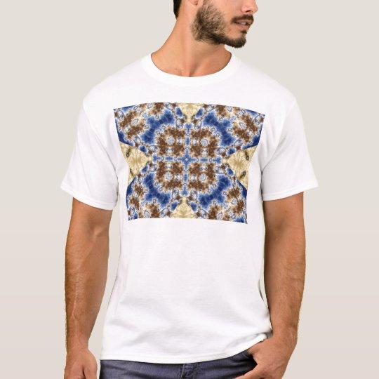 Kaleidoscope Fractal 606 T-Shirt