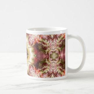 Kaleidoscope Fractal 611 Classic White Coffee Mug