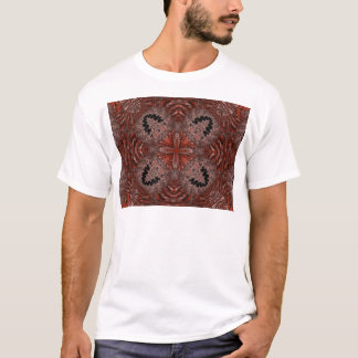 Kaleidoscope Fractal 673 T-Shirt