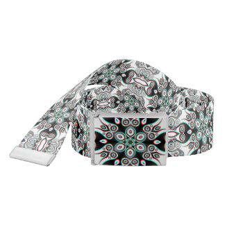 Kaleidoscope Fractal Pattern IV + your ideas Belt