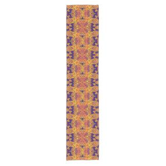 Kaleidoscope Fractal Pattern XIV + your ideas Short Table Runner