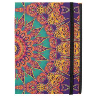 Kaleidoscope Fractal - tattoo II + your ideas iPad Pro Case