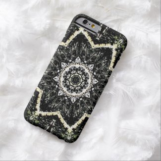 Kaleidoscope Gothic Barely There iPhone 6 Case