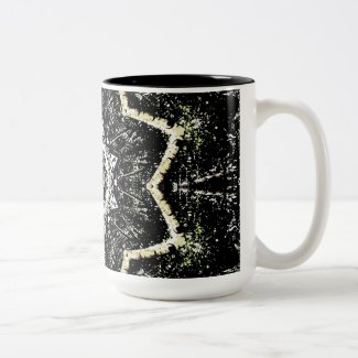 Kaleidoscope Gothic Coffee Mugs
