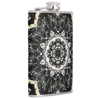 Kaleidoscope Gothic Flasks
