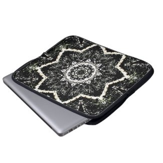 Kaleidoscope Gothic Laptop Sleeve