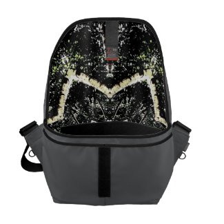 Kaleidoscope Gothic Messenger Bags