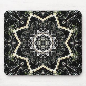 Kaleidoscope Gothic Mouse Pad