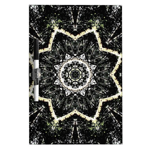 Kaleidoscope Gothic Pizarras