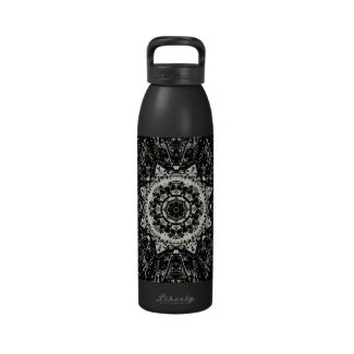 Kaleidoscope Gothic Reusable Water Bottle