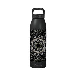Kaleidoscope Gothic Reusable Water Bottle