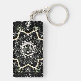 Kaleidoscope Gothic Schlüsselanhängern