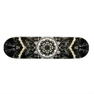 Kaleidoscope Gothic Skate Board