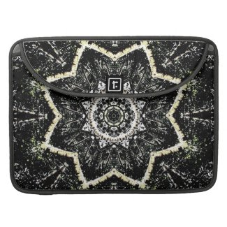 Kaleidoscope Gothic Sleeve Für MacBooks