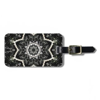 Kaleidoscope Gothic Tags For Luggage