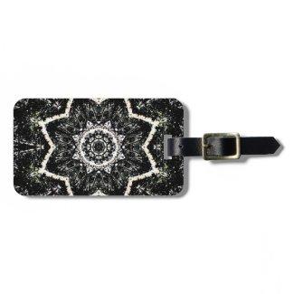 Kaleidoscope Gothic Tags For Luggage