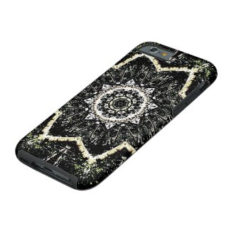 Kaleidoscope Gothic Tough iPhone 6 Case