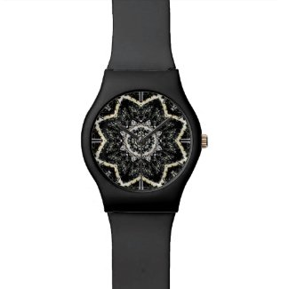 Kaleidoscope Gothic Watch