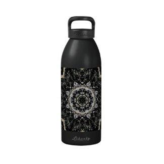 Kaleidoscope Gothic Water Bottle