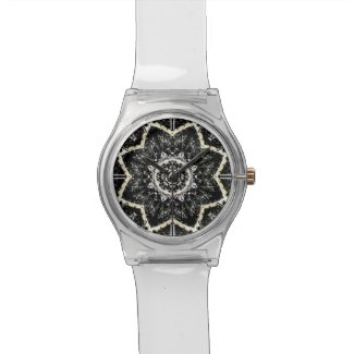 Kaleidoscope Gothic Wrist Watch