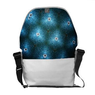 Kaleidoscope Handbag Courier Bags
