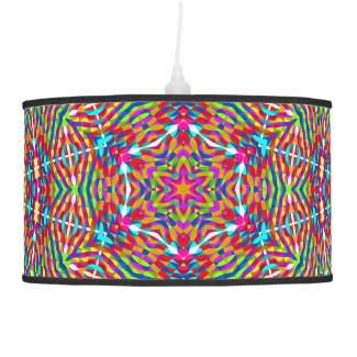 Kaleidoscope Hanging Lamp