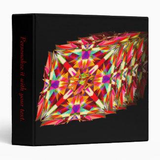 Kaleidoscope in Motion Binder