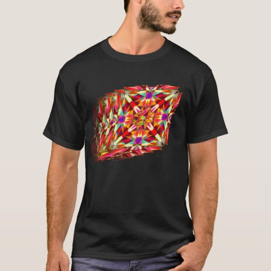 Kaleidoscope in Motion T-Shirt