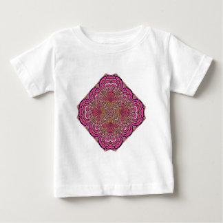 Kaleidoscope in Pink Infant T-Shirt