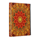 Kaleidoscope ipad folio iPad case