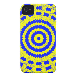 Kaleidoscope iPhone 4 Barely There Case