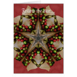Kaleidoscope Kard for Christmas Cards