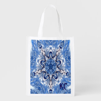 Kaleidoscope Keeley Reusable Grocery Bag