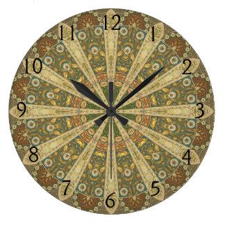 Kaleidoscope Kreation No.SC2 Clock