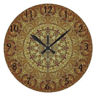 Kaleidoscope Kreation No.SC7 Clock