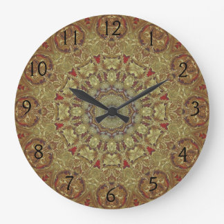 Kaleidoscope Kreation No.SC9 Clock