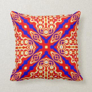 Kaleidoscope Kreation Pillow Throw