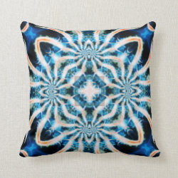 Kaleidoscope Kreation Pillow Throw