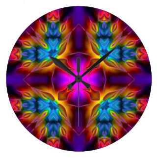Kaleidoscope Kreations B1 Round Clock