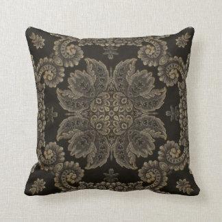 Kaleidoscope Kreations Black Tapestry 4 Pillow