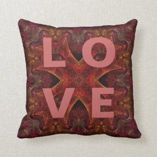 Kaleidoscope Kreations Double Sided LOVE Pillow